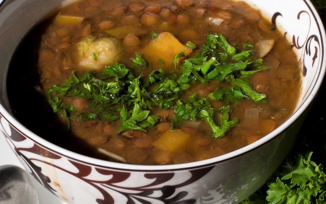 Самый Вкусный Чечевичный Суп