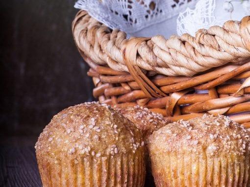 Quinoa-Millet Muffins